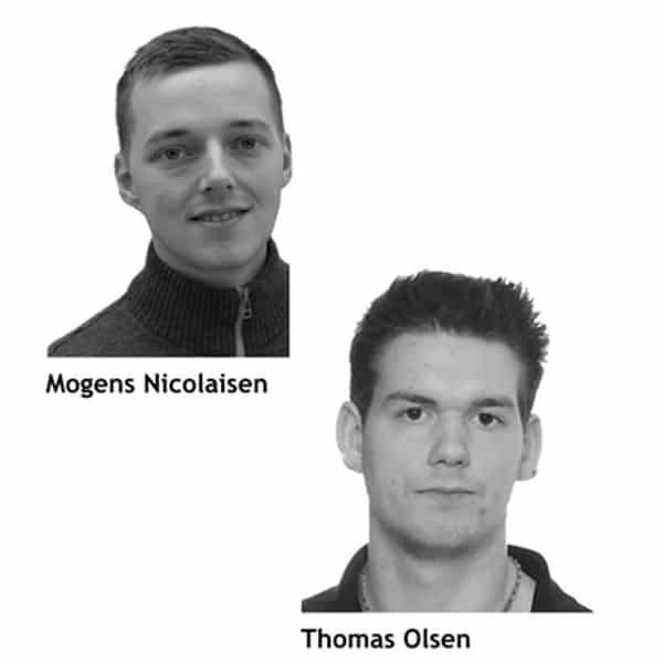 uStepper Founders