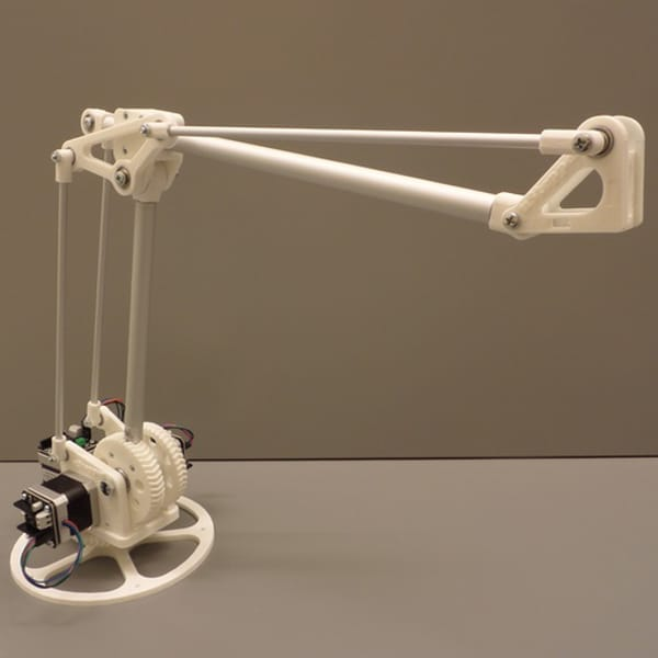 uStepper Robot Arm