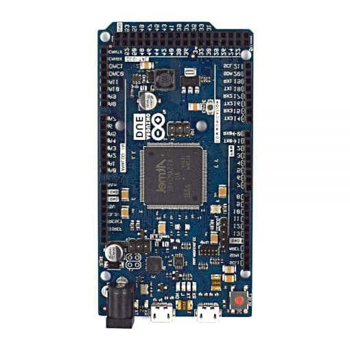 Arduino Due Top