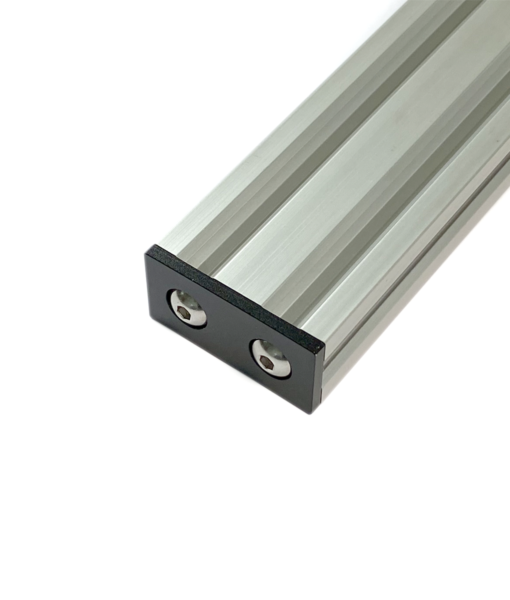 Aluminium Extrusion Endcaps
