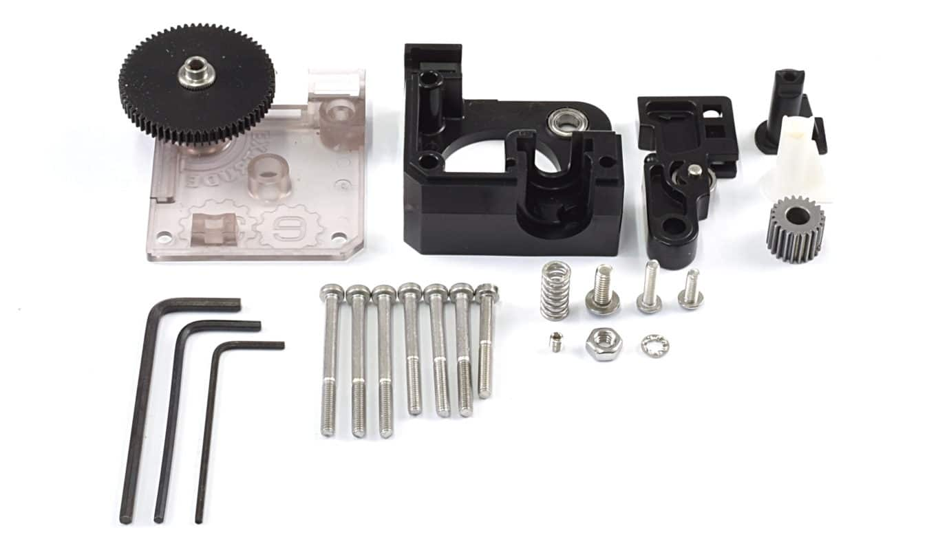 Titan Extruder Assembly Parts