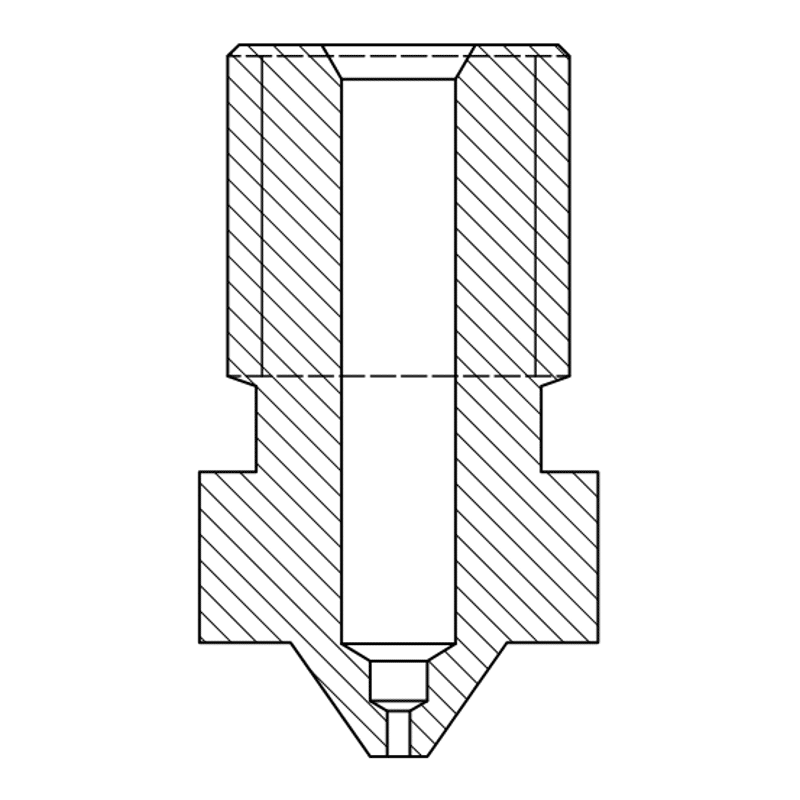 V6 Spare Nozzle