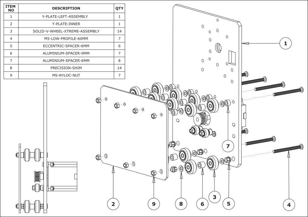 Ooznest WorkBee CNC Machine Instruction Manual