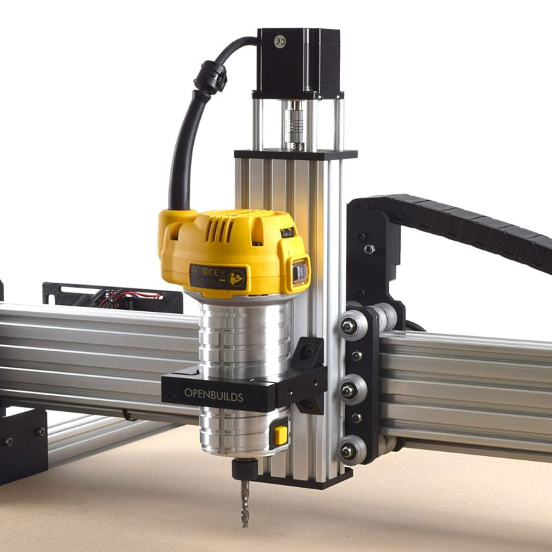 WorkBee CNC Kit – A Complete CNC Machine Setup