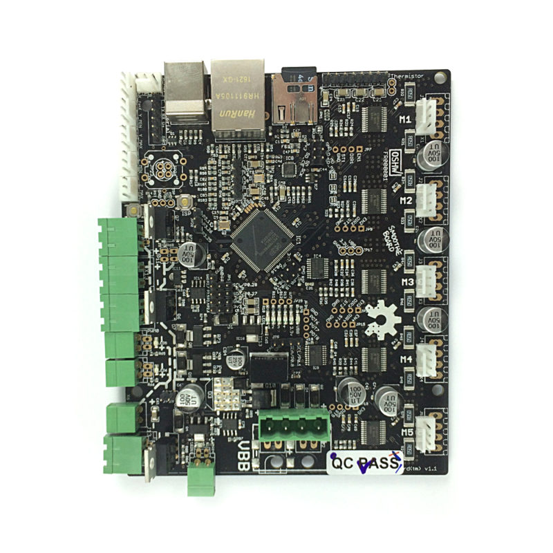 Smoothieboard 3D Printer Controller Board