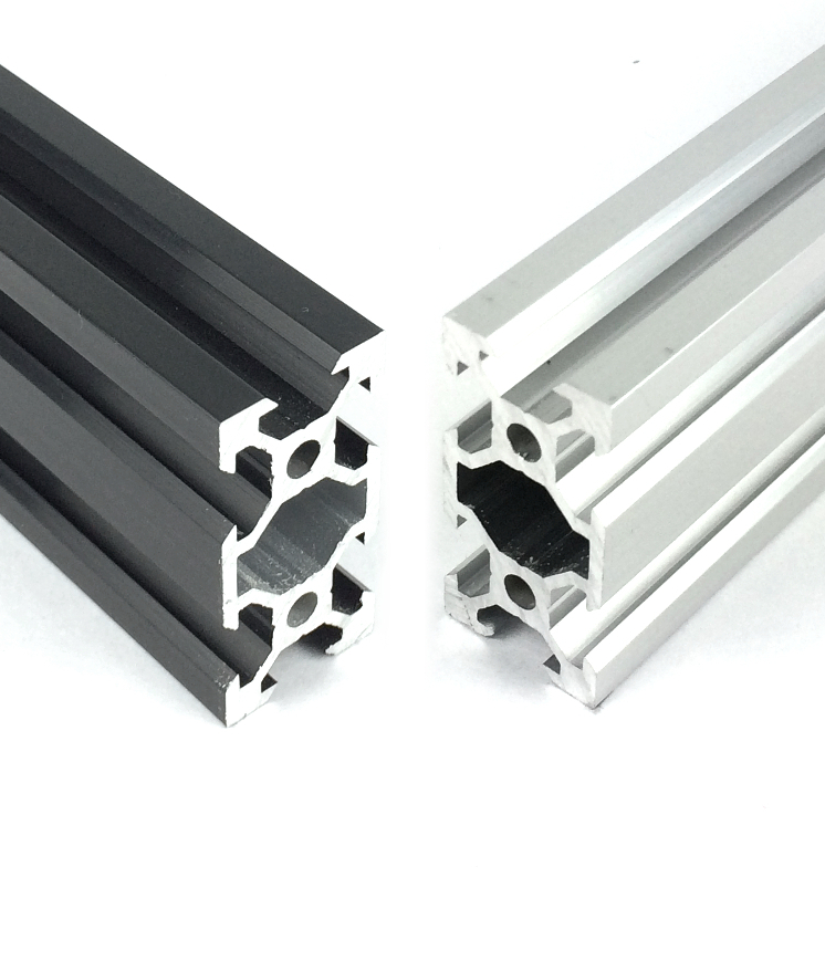 2040 Aluminium Extrusion Profile 5mm slot