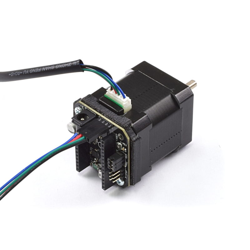uStepper Motor Controller Mounted