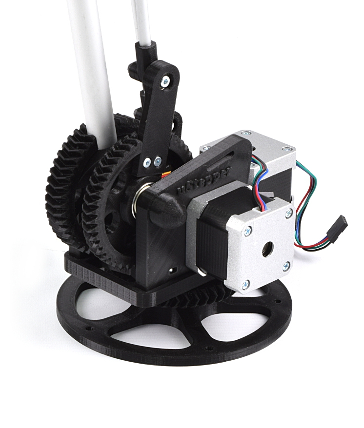 uStepper Arduino Robot Arm – Stepper Motor Controlled