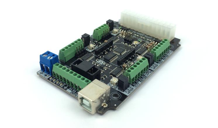 CNC Controller Board