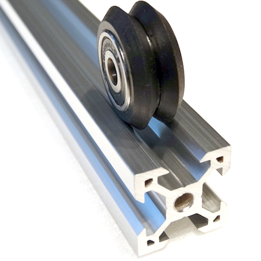 V-Slot-Extrusion-Wheels