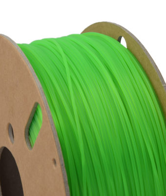 Green Fluor - 3D Printer Filament