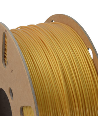 Jewellery Gold - 3D Printer Filament
