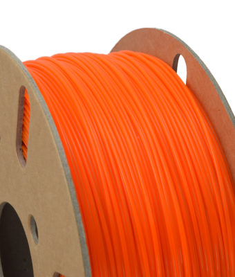 Orange Fluor - 3D Printer Filament