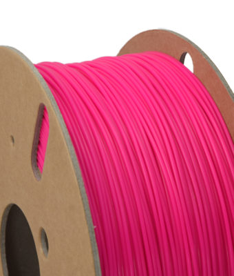 Pink Fluor - 3D Printer Filament