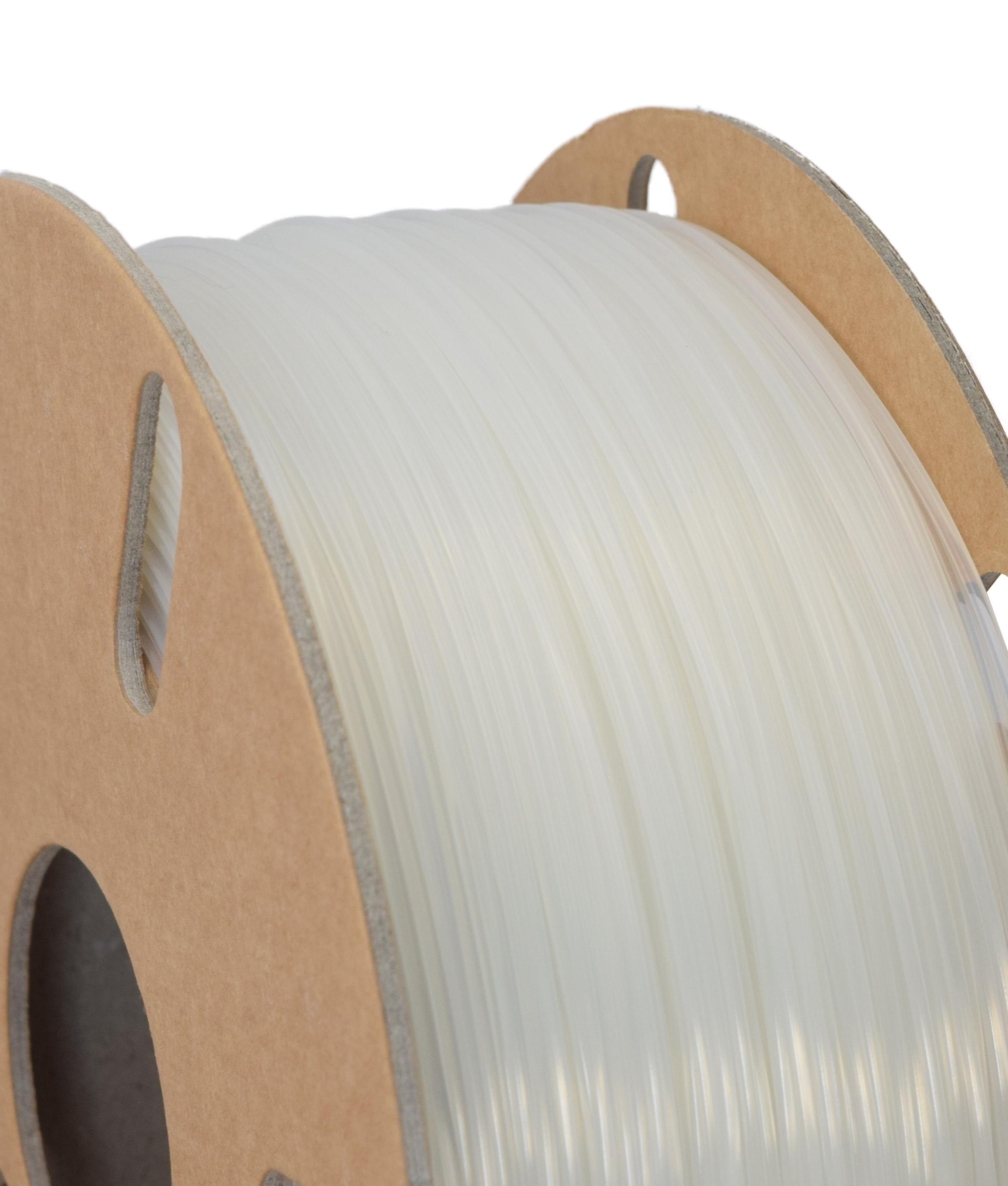 PLA Natural - 3D Printer Filament
