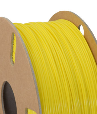 Sulfur Yellow - 3D Printer Filament