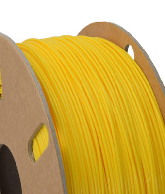 Sun Yellow - 3D Printer Filament