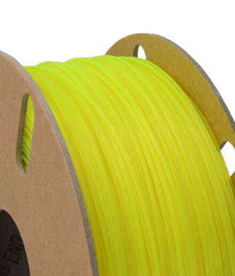 Yellow Fluor - 3D Printer Filament