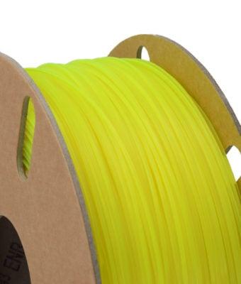 Yellow Fluor - 3D Printer Filament