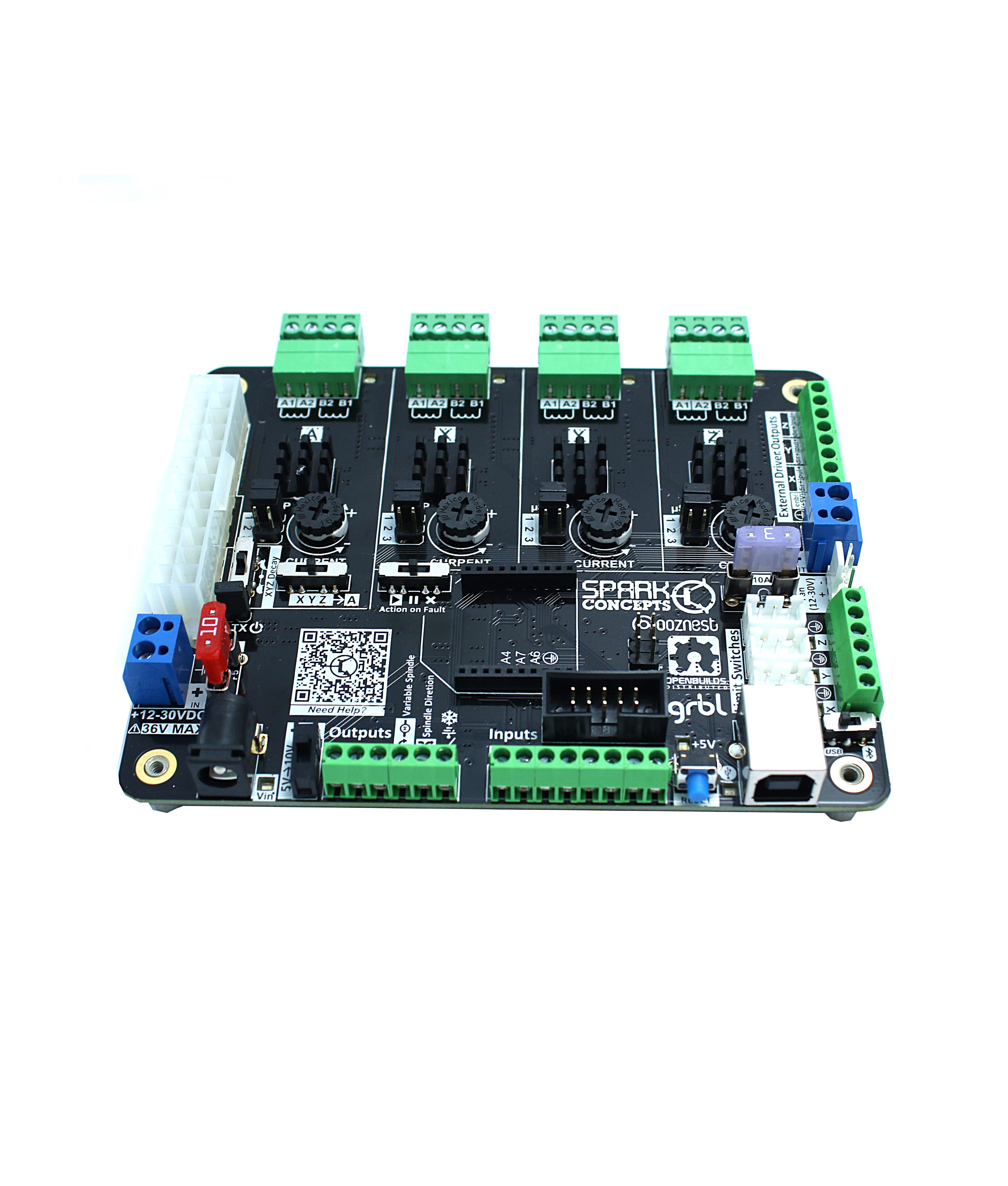 CNC xPro Controller V4 - CNC Machine - UK Supplier
