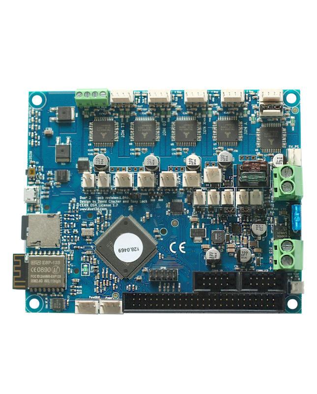 Duet2 Wifi PCB Board