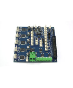 Duex5 Expansion For Duet Controller