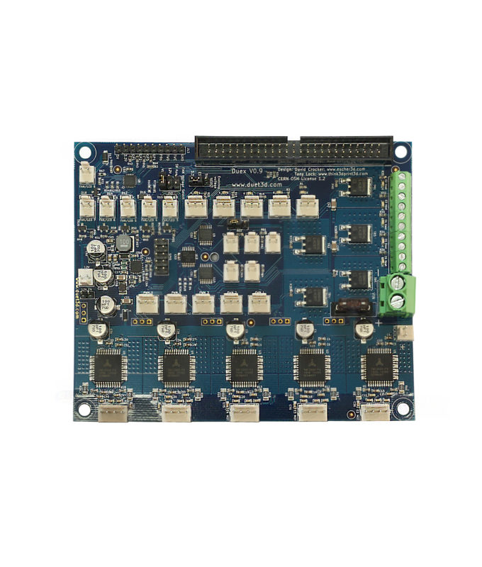 Duex5 Controller Expansion Board