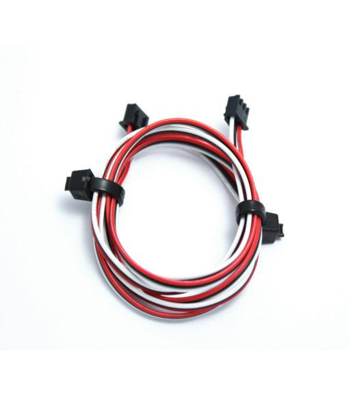CNC Endstop Wires