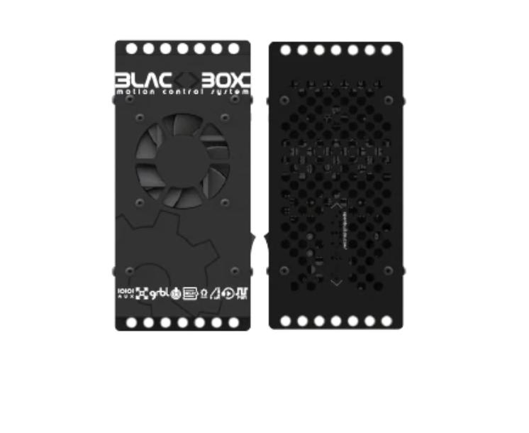 Openbuilds Black Box Controller Side Three