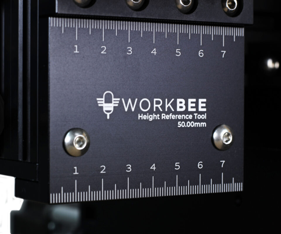 WorkBee Z1+ Height Reference Tool
