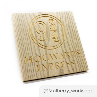 WorkBee Hogwarts mulberry_workshop