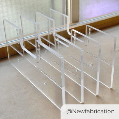 WorkBee Perspex newfabrication